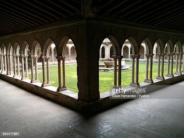 Cloister Of Abbey
