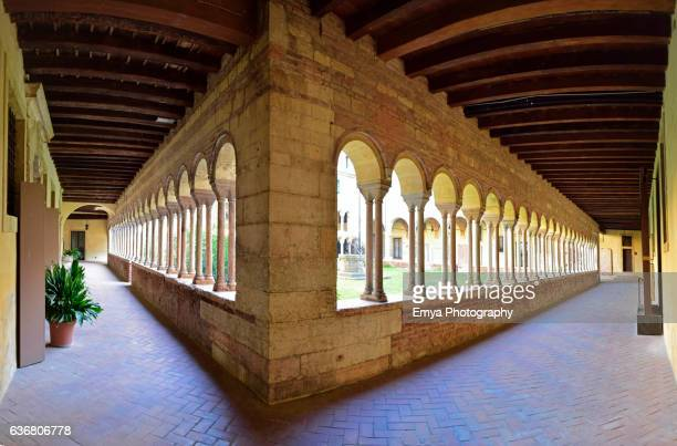 Cloister of the Cathedral, Verona, Italy