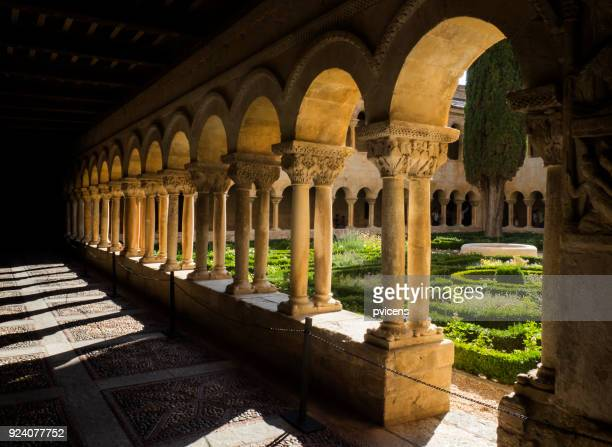 cloister - cloister stock pictures, royalty-free photos & images
