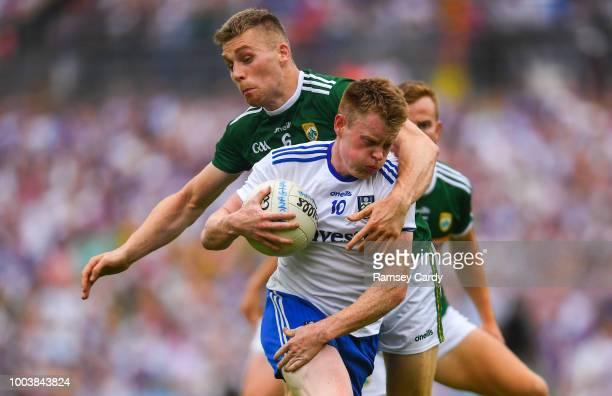 Clones Ireland 22 July 2018 Kerry manager Eamonn Fitzmaurice during the GAA Football AllIreland Senior Championship QuarterFinal Group 1 Phase 2...
