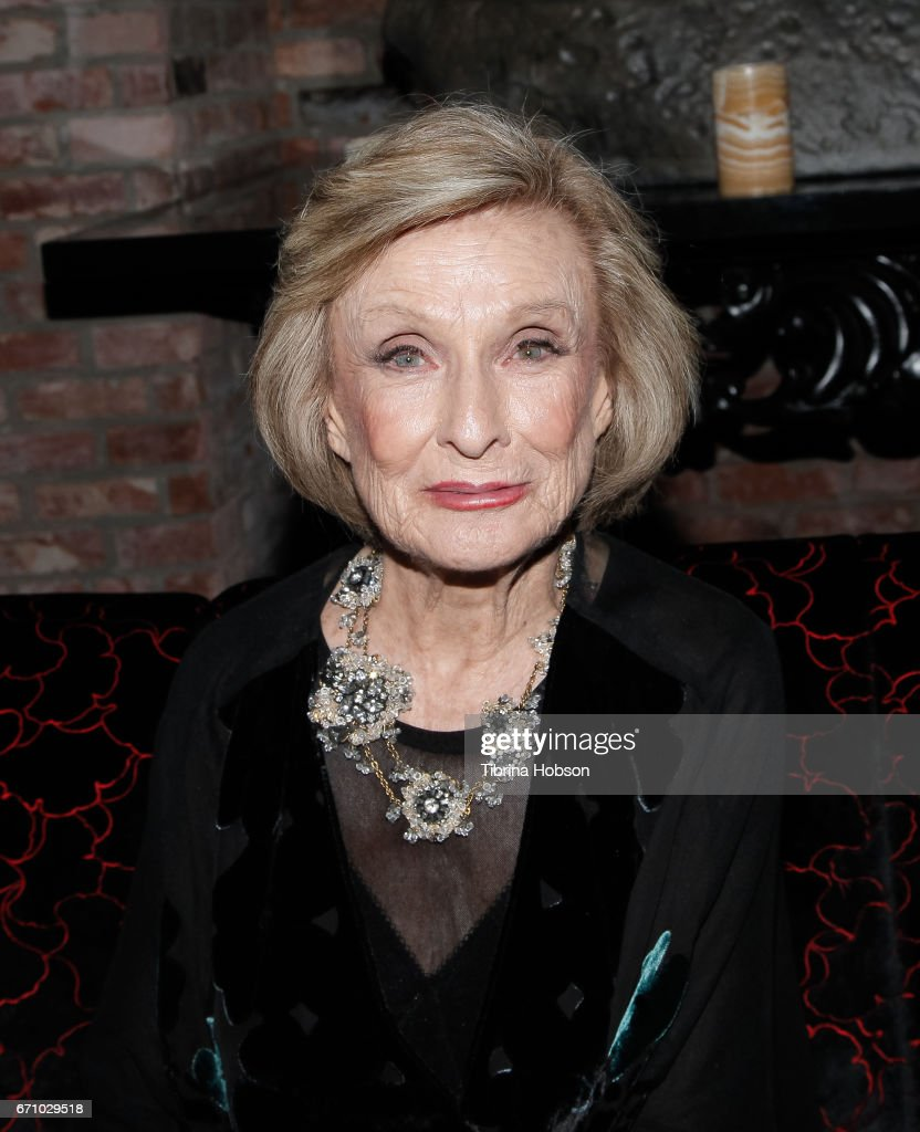 Cloris Leachman attends the premiere of Starz's 'American Gods' after party on April 20, 2017 in Hollywood, California.