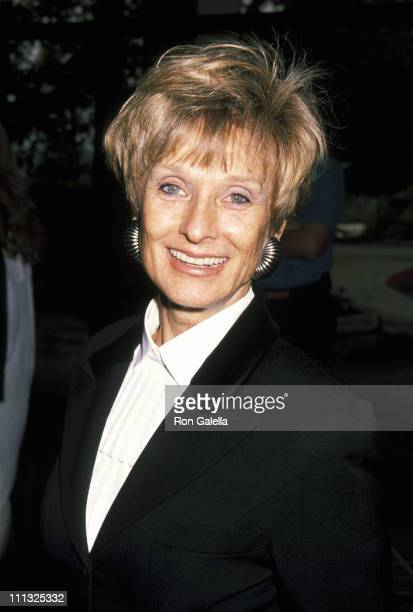 Cloris Leachman during 1992 Publicists' Luncheon at Universal Sheraton in Universal City, California, United States.
