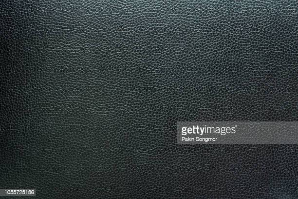 close up black leather and texture background - gray purse stock pictures, royalty-free photos & images