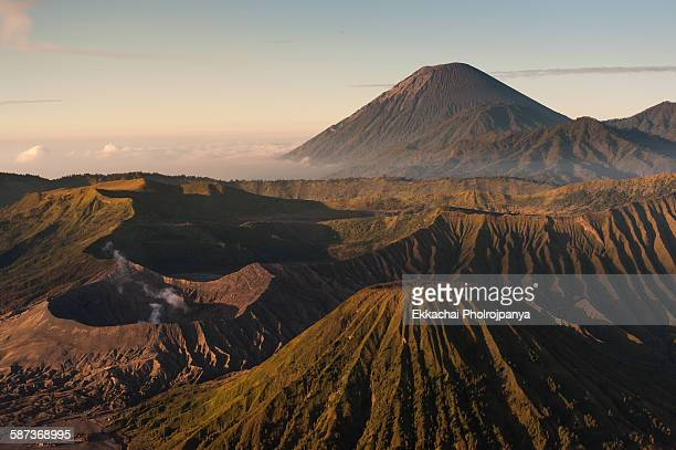 close up bromo - bromo crater stock pictures, royalty-free photos & images