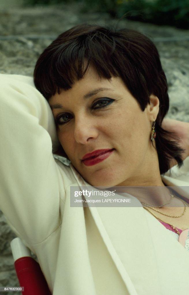Portrait De Bernadette Lafont : Photo d'actualité