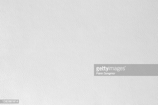 close up detail white, bronze, silver leather and texture background - leather stock pictures, royalty-free photos & images