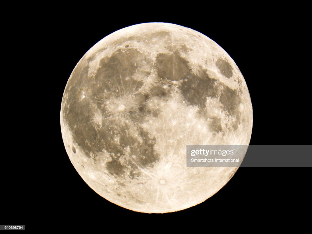 Close up image of full moon as seen in the northern - Moon close up ...