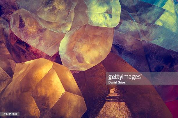 close up image of gemstone - mineral stock pictures, royalty-free photos & images