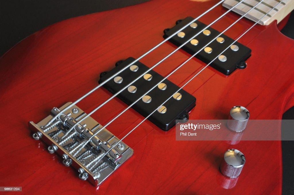 Bass Guitar : Nieuwsfoto's