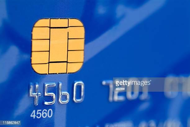 Kreditkarte-detail