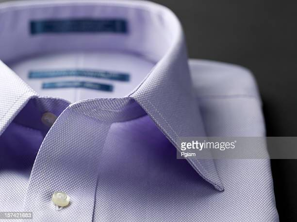 Close up of a mens shirts