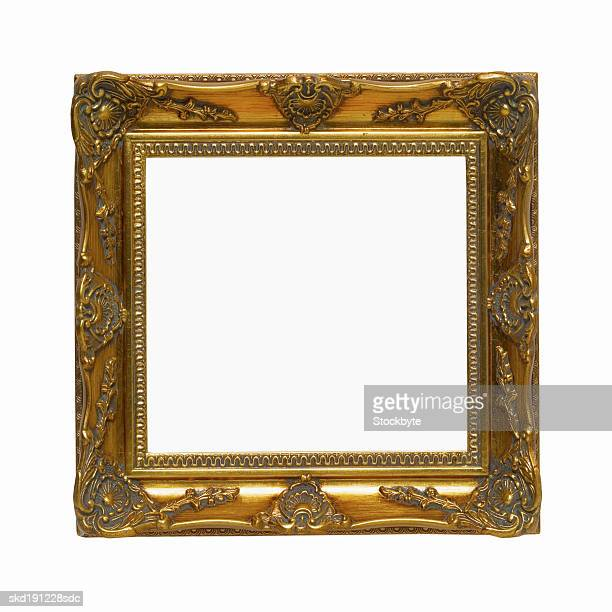 Close up of a picture frame