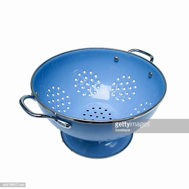 close up of a strainer - colander stock photos and pictures