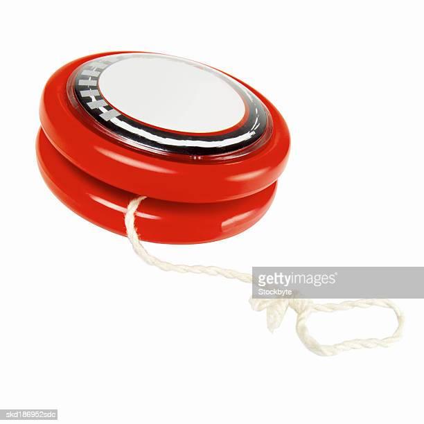 Close up of a yo-yo