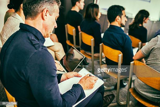 close up of audience - trade union stock pictures, royalty-free photos & images