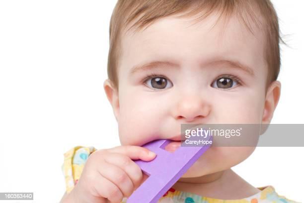 Nahaufnahme von baby