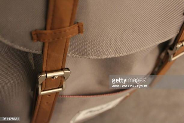 Close Up Of Backpack