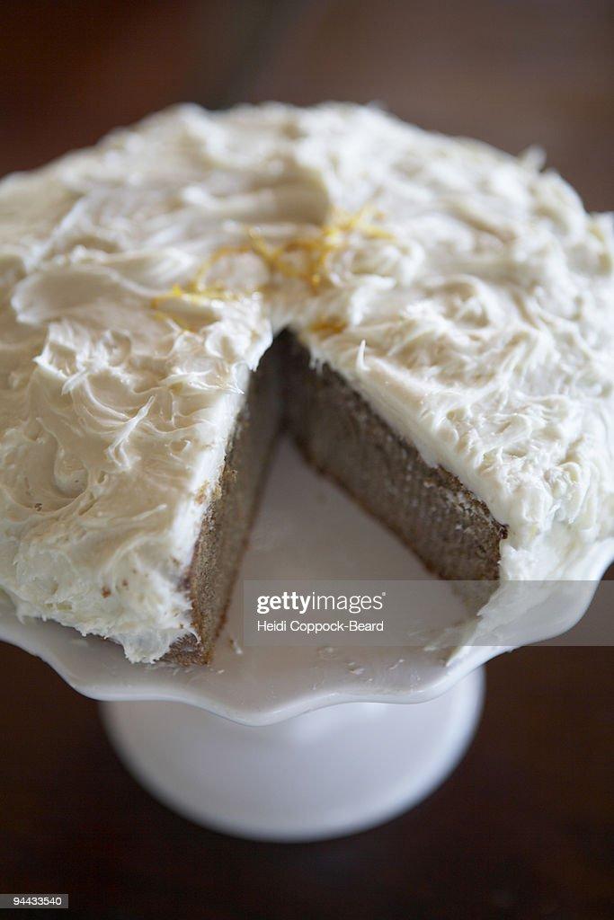 Close up of cake : Photo