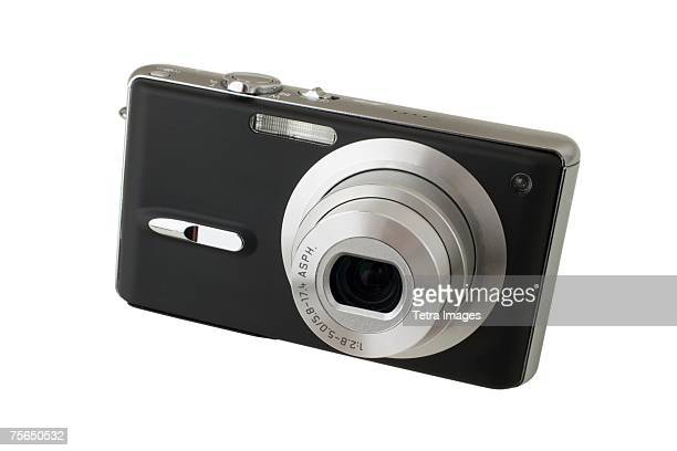 Close up of camera