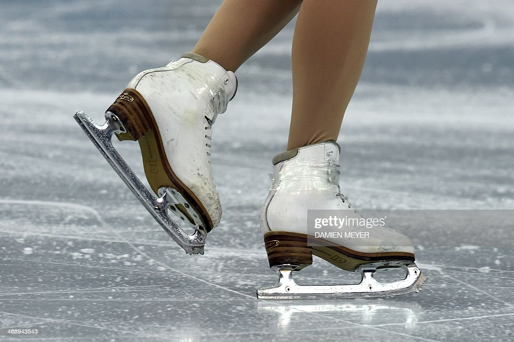 OLY-2014-FSKATE-FREE-PAIRS : News Photo