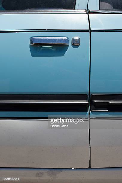 close up of car door - handle stock pictures, royalty-free photos & images