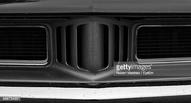 close up of car grille - vehicle grille stock pictures, royalty-free photos & images