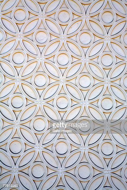 Close Up of Ceiling Detail. Dubai, United Arab Emirates