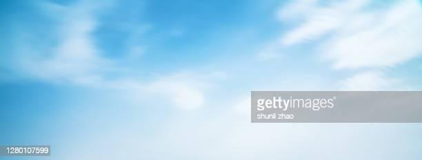 close up of clouds - lucht stockfoto's en -beelden