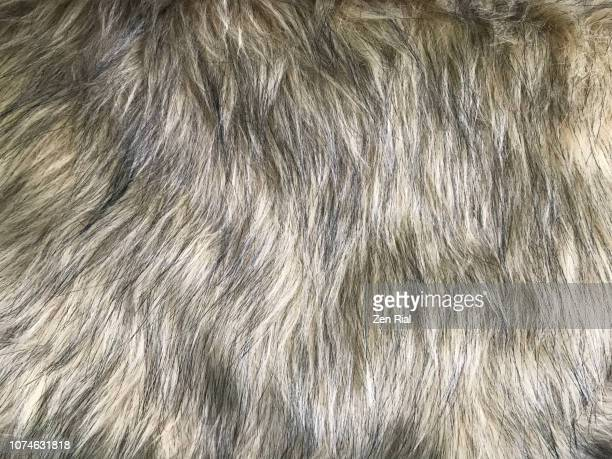 close up of fake fur fabric material - fur stock pictures, royalty-free photos & images