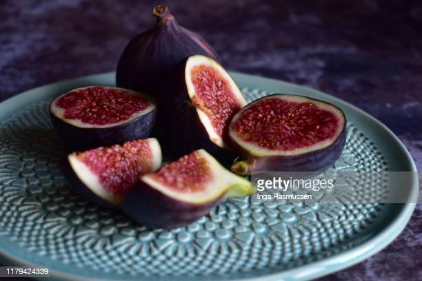 close up of figs - fig stock pictures, royalty-free photos & images