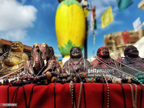 close up of figurines - saha entertainment stock pictures, royalty-free photos & images