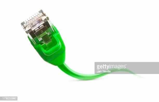 グリーンネットワークケーブル