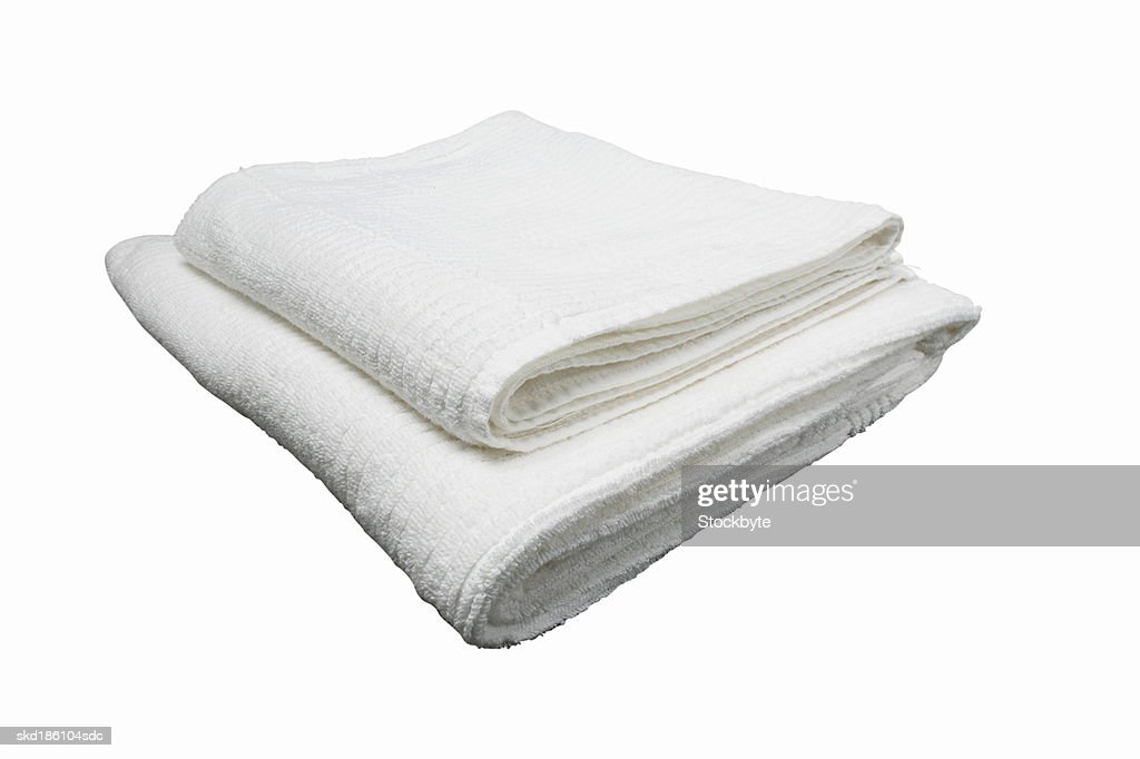 Close up of hand towels : Stock Photo