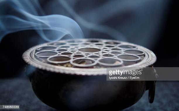 close up of incense - incense stock photos and pictures