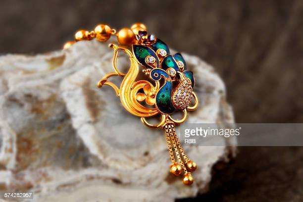 Close up of Indian Jewellery