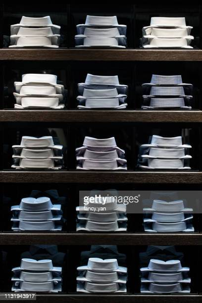 close up of men's shirts - tie stock pictures, royalty-free photos & images