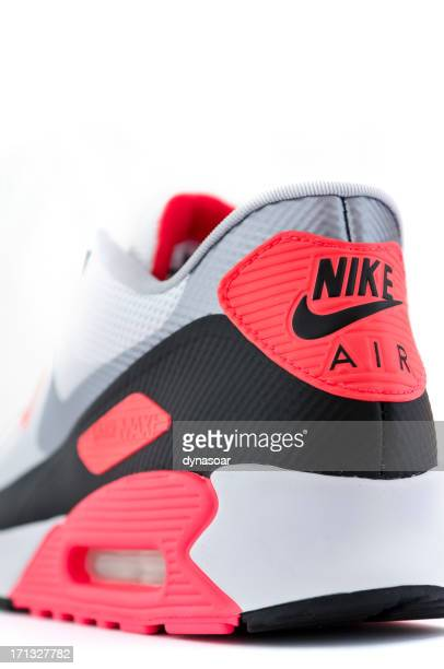 Nike Air Max 90 Hyperfuse Trainer Stock Foto Getty Images