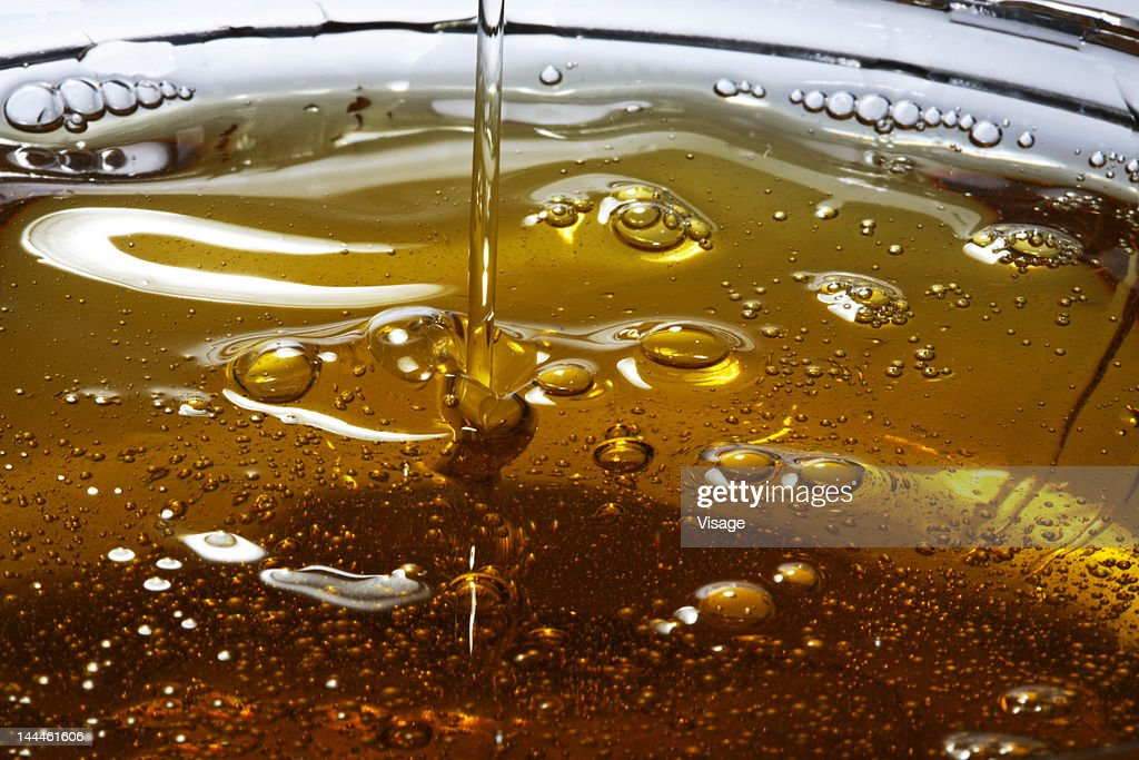 Close up of Oil : Stock Photo