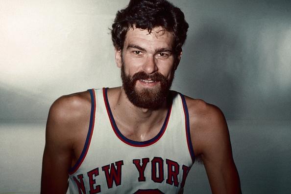 New York Knicks Player Phil Jackson : News Photo