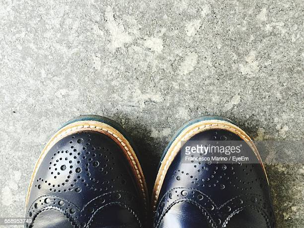 Close Up Of Shoes