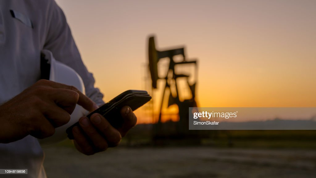 Close up of smart phone : Stock Photo