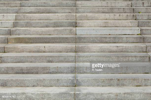 Close up of stairs steps