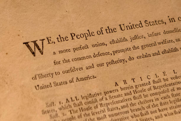 NY: Sotheby's To Auction The Official Edition Of The U.S. Constitution
