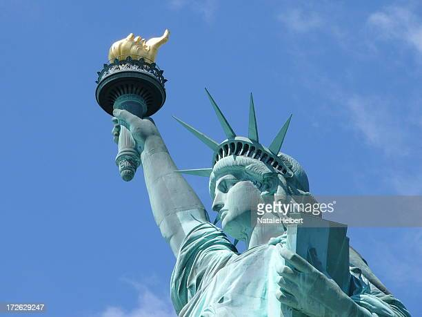 Fantastische statue of Liberty