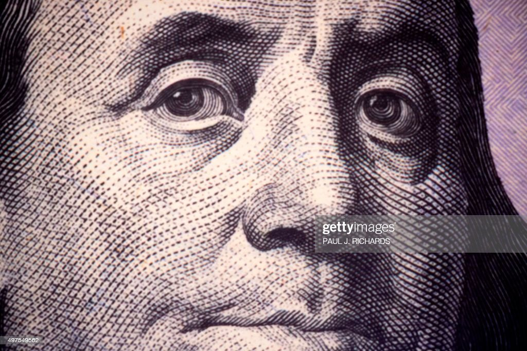 US-CURRENCY : News Photo