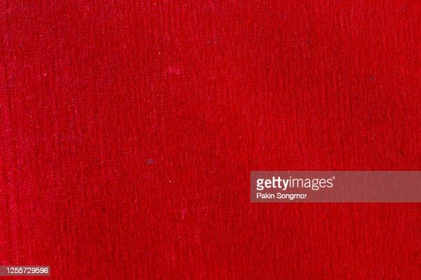 close up red book pattern background. - bordeauxrood stockfoto's en -beelden