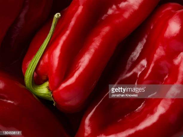 close up red chili peppers - close up stock pictures, royalty-free photos & images