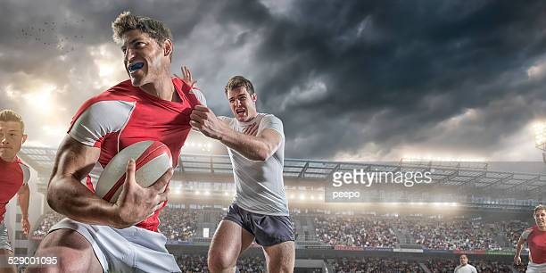 close up rugby action - rugby union stock pictures, royalty-free photos & images