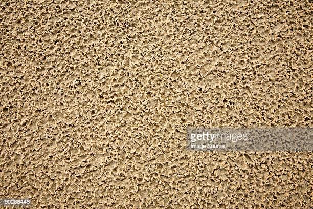 Close up sand texture