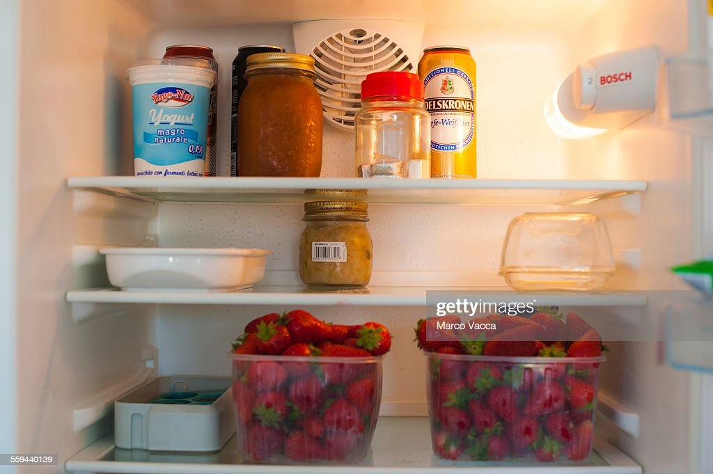 What's In The Fridge : News Photo